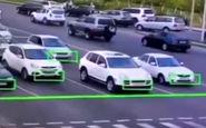روش جالب راهنمایی و رانندگی برای جریمه خودروها+فیلم