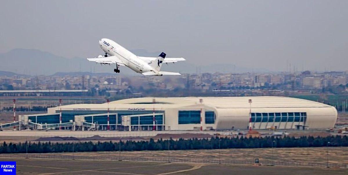 افزایش پروازهای لوفتهانزا در فرودگاه امام