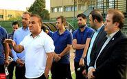 تغییر تحولات در تیم بادران تهران