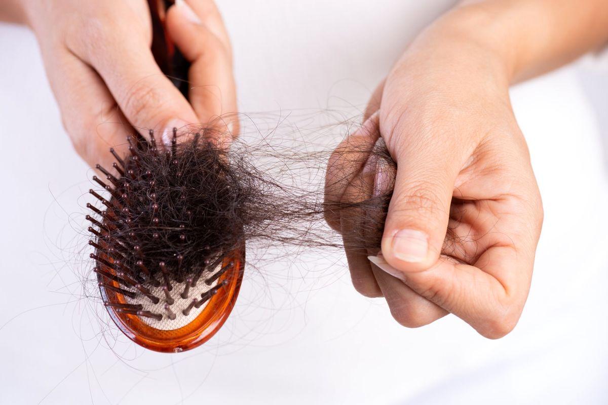قطع ریزش مو با مصرف این ویتامین