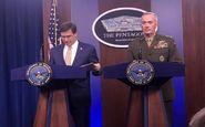 وزیر دفاع آمریکا از اعزام نیرو به عربستان و امارات خبر داد