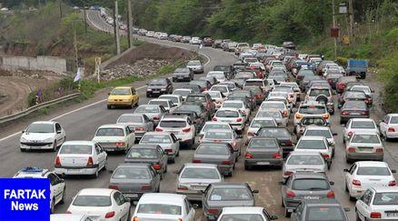 جمعه 23 شهریور/آخرین وضعیت ترافیکی راههای کشور