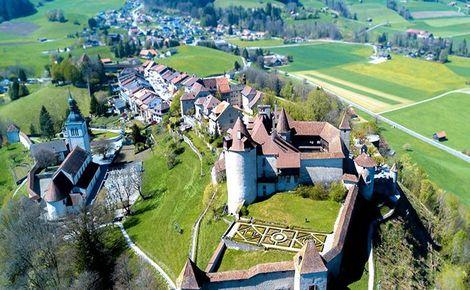 راهنمای سفر به لوزان در سوئیس