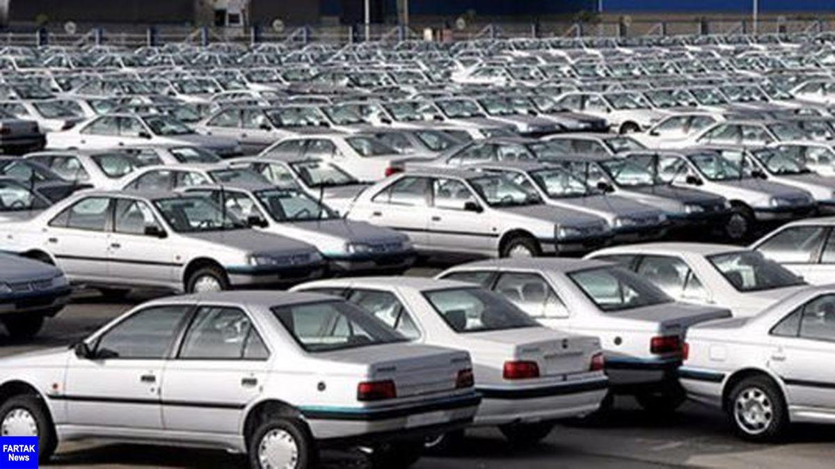 قیمت خودرو امروز ۱۳۹۸/۰۳/۲۱  پراید ۲ میلیون تومان ارزان شد