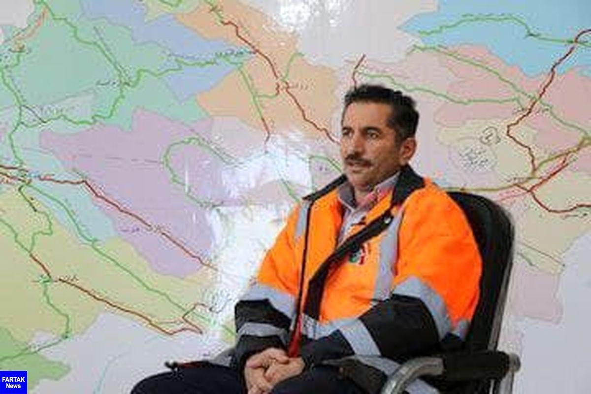 تردد ۶۰ میلیون خودرو در محور های مواصلاتی استان کرمانشاه