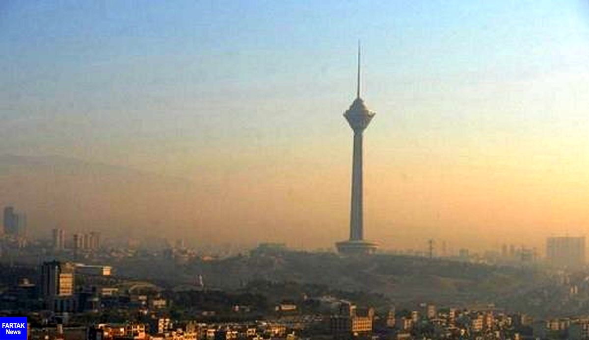 هوای تهران همچنان ناسالم برای همه گروههای جامعه