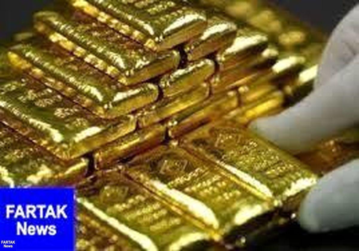 قیمت جهانی طلا امروز ۹۸/۱۰/۲۴