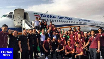 شاگردان ژنرال بالاخره به اصفهان رسیدند