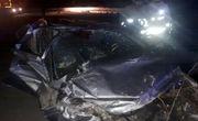 سانحه تلخ رانندگی در محور میانه- خلخال با ۳ نفر کشته