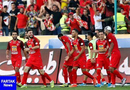 تیم منتخب هفته چهارم لیگ برتر فوتبال