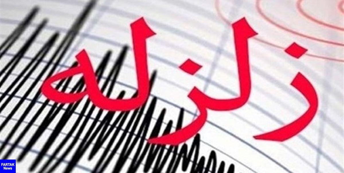 ثبت زلزله 4.3 ریشتری در گلستان