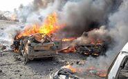 انفجار خودرو بمبگذاری شده در شمال غرب حلب سوریه