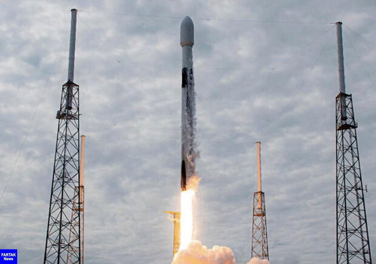 ارسال 60 ماهواره استارلینک به مدار زمین