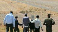 باند حفاران غیرمجاز در کرمانشاه متلاشی شد