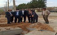 افتتاح پل ورودی بلوار امام خمینی (ره)شهرسرابله