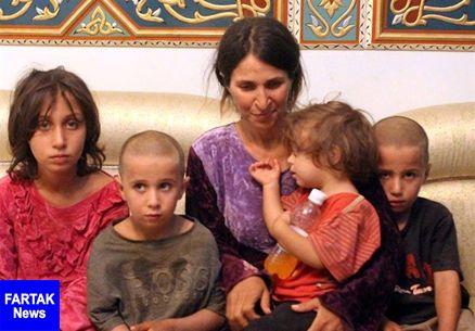 آزادی همه کودکان و زنان دربند داعش در استان السویداء