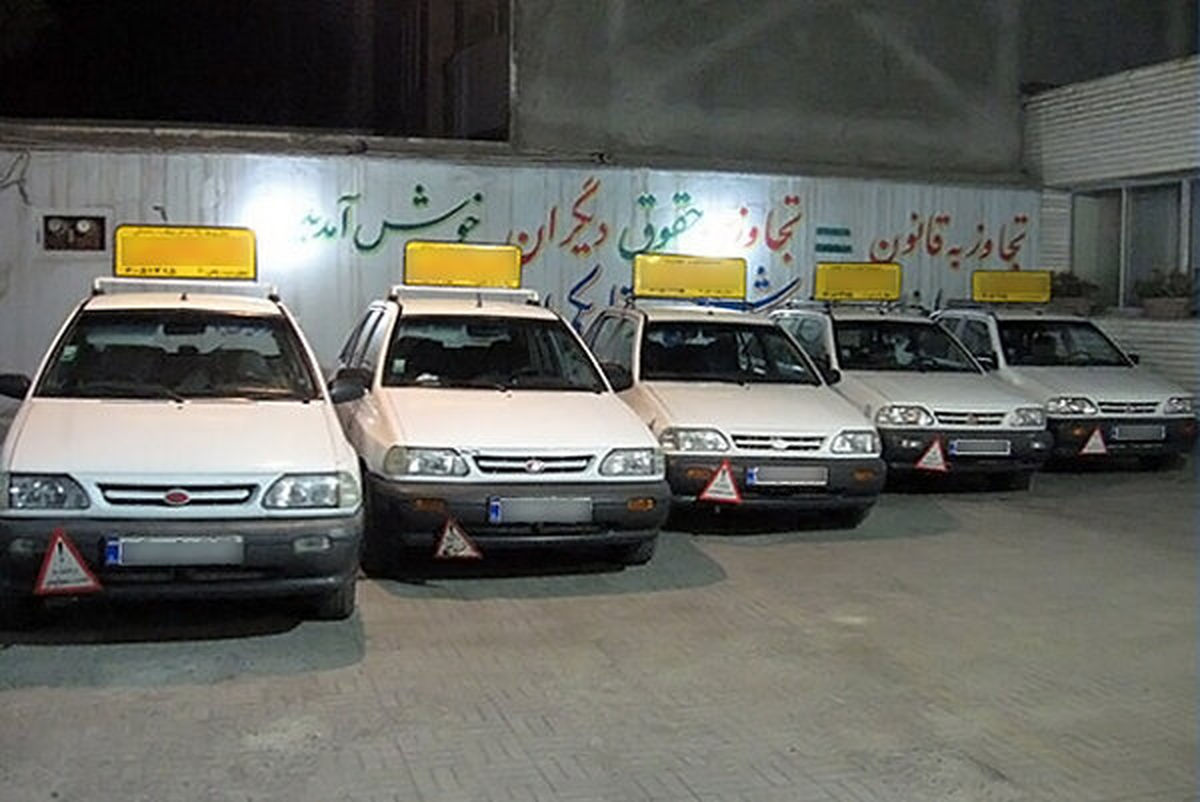 آموزشگاههای رانندگی قزوین تعطیل شد