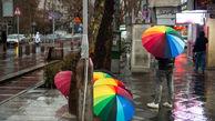 تداوم هوای سالم در تهران به لطف باد و باران