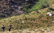 سقوط هواپیمای پلیس در ترکیه ۷ کشته بر جای گذاشت
