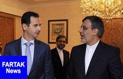تاکید اسد بر تقویت همکاری سوریه، ایران و روسیه