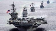 ناوگان دریایی آمریکا به توقیف نفتکش درخلیج فارس واکنش نشان داد