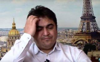 اعتراف ناخواسته شبکه وهابی کلمه وابسته به عربستان سعودی، درباره کمک مالی به روحالله زم و آمدنیوز