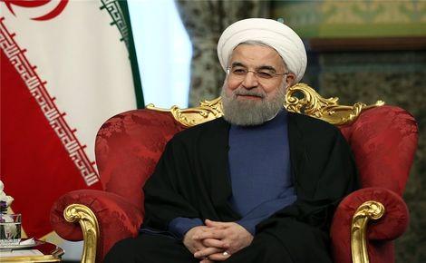 روحانی استان سمنان را ترک کرد/ پایان دو روز سفر پرکار