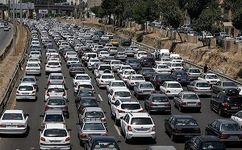 آخرین وضعیت ترافیکی شنبه؛ ۲۷ مردادماه
