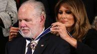 ترامپ مدال آزادی آمریکا را به مجری رادیو داد