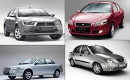 قیمت خودروهای ۳۰ میلیون تومانی در بازار + جدول