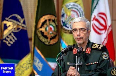 رئیس ستاد کل نیروهای مسلح ایران وارد پکن شد