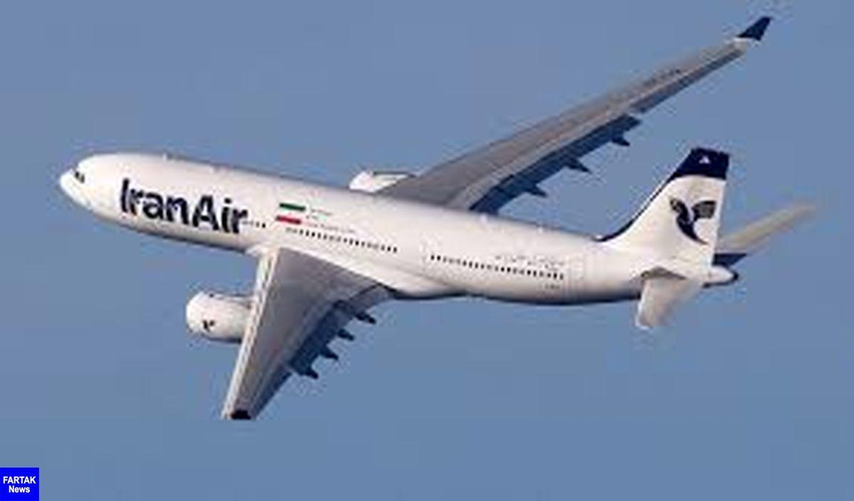 قیمت بلیت پروازهای داخلی تا اول آبان افزایش نمییابد