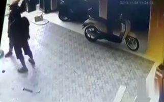 سرگرمی خطرناک دو جوان خام کار دستشان داد