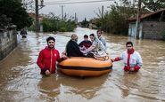 هواشناسی امروز ۹۷/۰۷/۲۹ | آبگرفتگی معابر عمومی و احتمال سیلابی شدن رودخانهها در ۷ استان