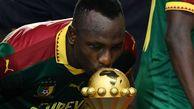 باسوگوگ، بهترین بازیکن جامملتهای آفریقا