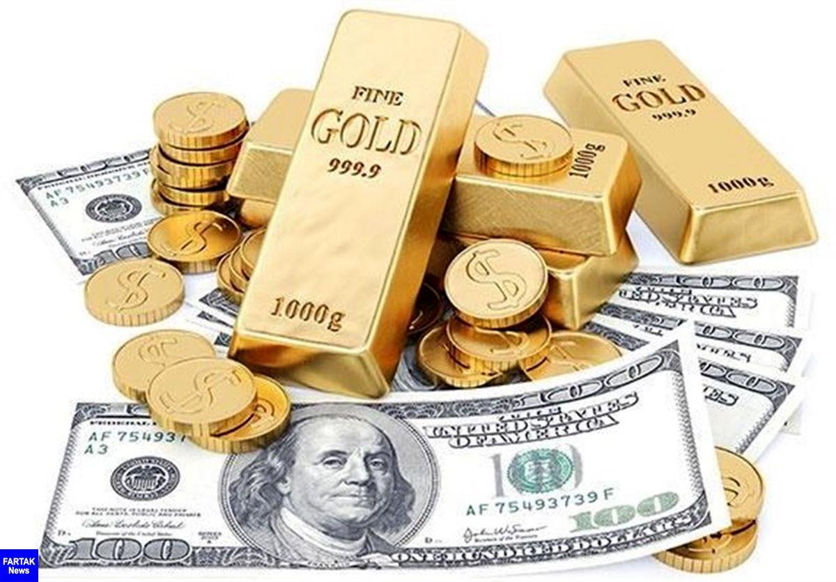 قیمت طلا، قیمت دلار، قیمت سکه و قیمت ارز امروز ۹۹/۰۴/۲۳  دلار ۲۳ هزار تومان شد
