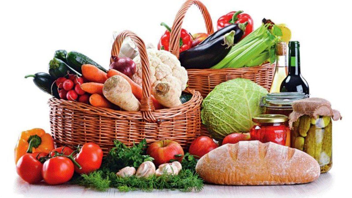 خوراکی های مناسب در هوای گرم تابستان