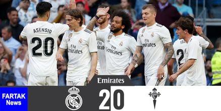 ناچو از رئال مادرید جدا نمی شود
