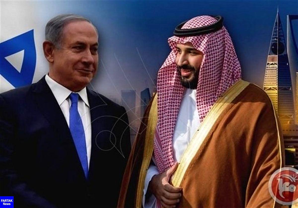 واکنش رسمی عربستان به خبر دیدار قریبالوقوع بنسلمان و نتانیاهو