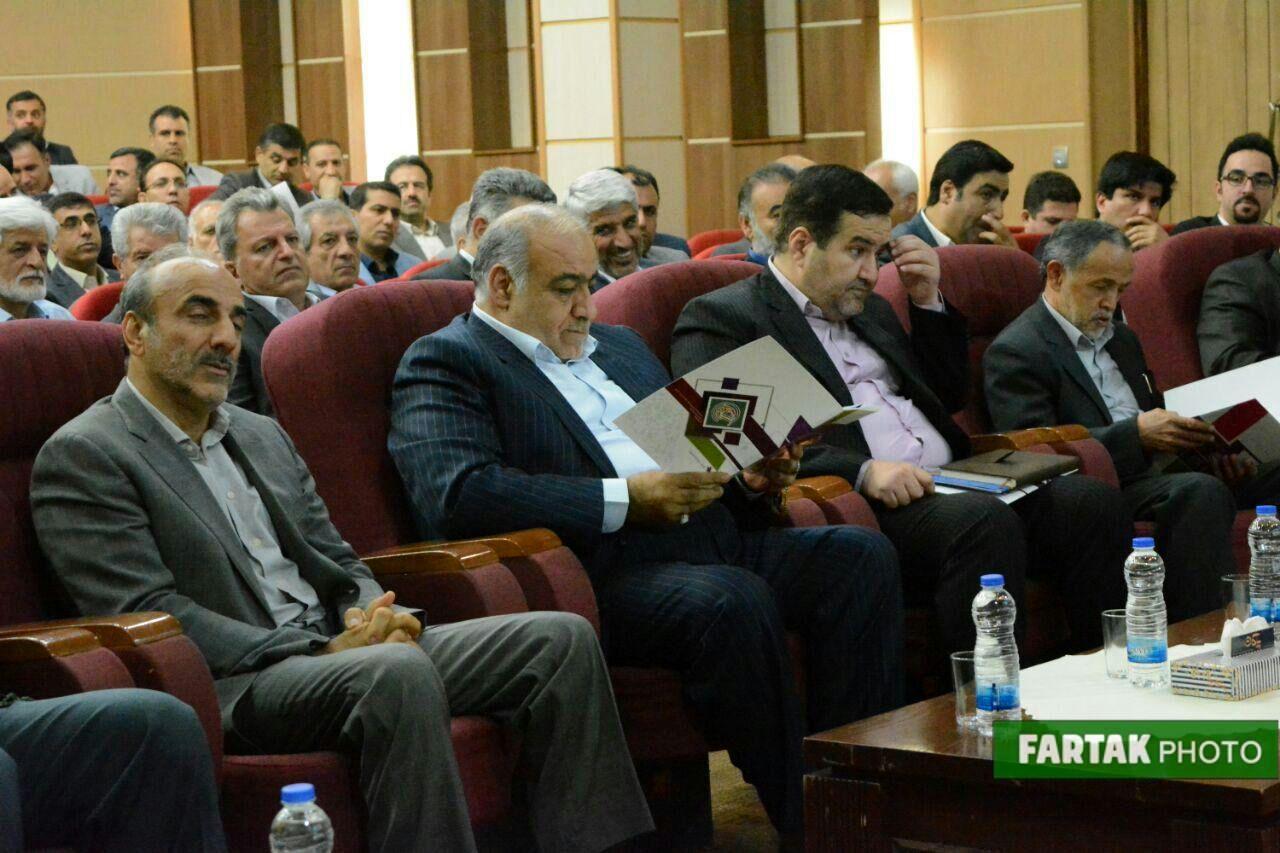 همایش سرایه گذاری مدیریت شهری کرمانشاه در هتل پارسیان