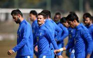 پیگیری تمرینات استقلال با فوتبال درون تیمی