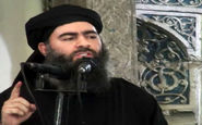 ائتلاف ضد داعش: محل اختفای ابوبکر بغدادی نامعلوم است