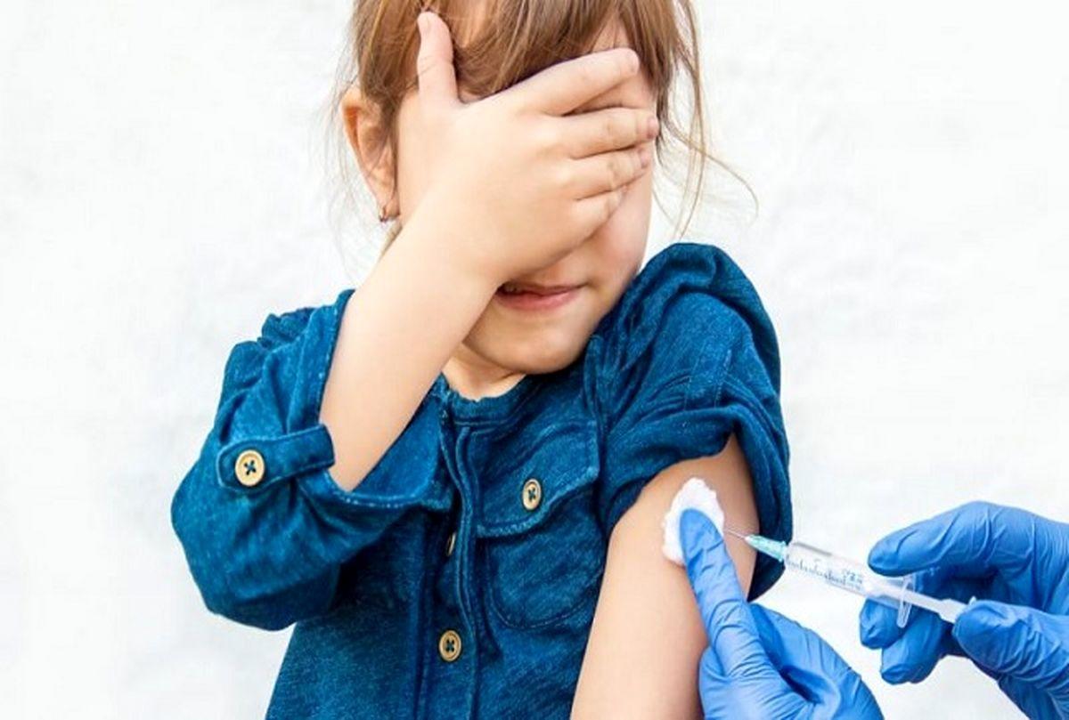عوارض واکسنهای کرونا در کودکان