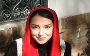 بازیگر زن ایرانی درکنار مادر آمریکایی اش