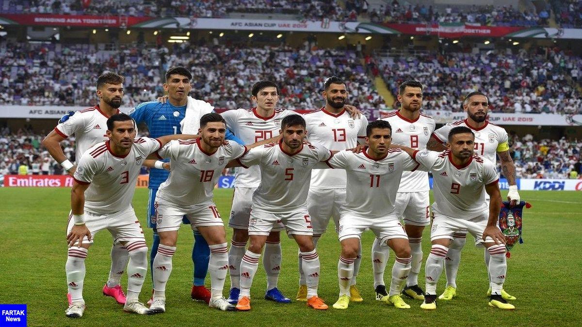 ترکیب تیم ملی ایران مقابل بوسنی مشخص شد