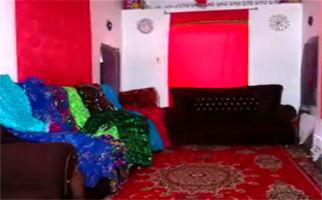 رنگیترین روستای ایران + فیلم