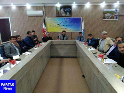  جلسه هماهنگی ستاد اربعین وزارت نیرو در ستاد آبفا برگزارشد