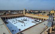 مناجات امیرالمومنین(ع) در مسجد کوفه با نوای حاج منصور ارضی + صوت