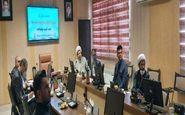 تشکیل جلسه ویدئو کنفرانس مدیران و معاونین سازمان اوقاف و ثبت اسناد استانها