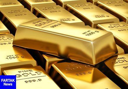 قیمت جهانی طلا امروز 1398/05/23